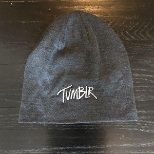 Tumblr knit cap